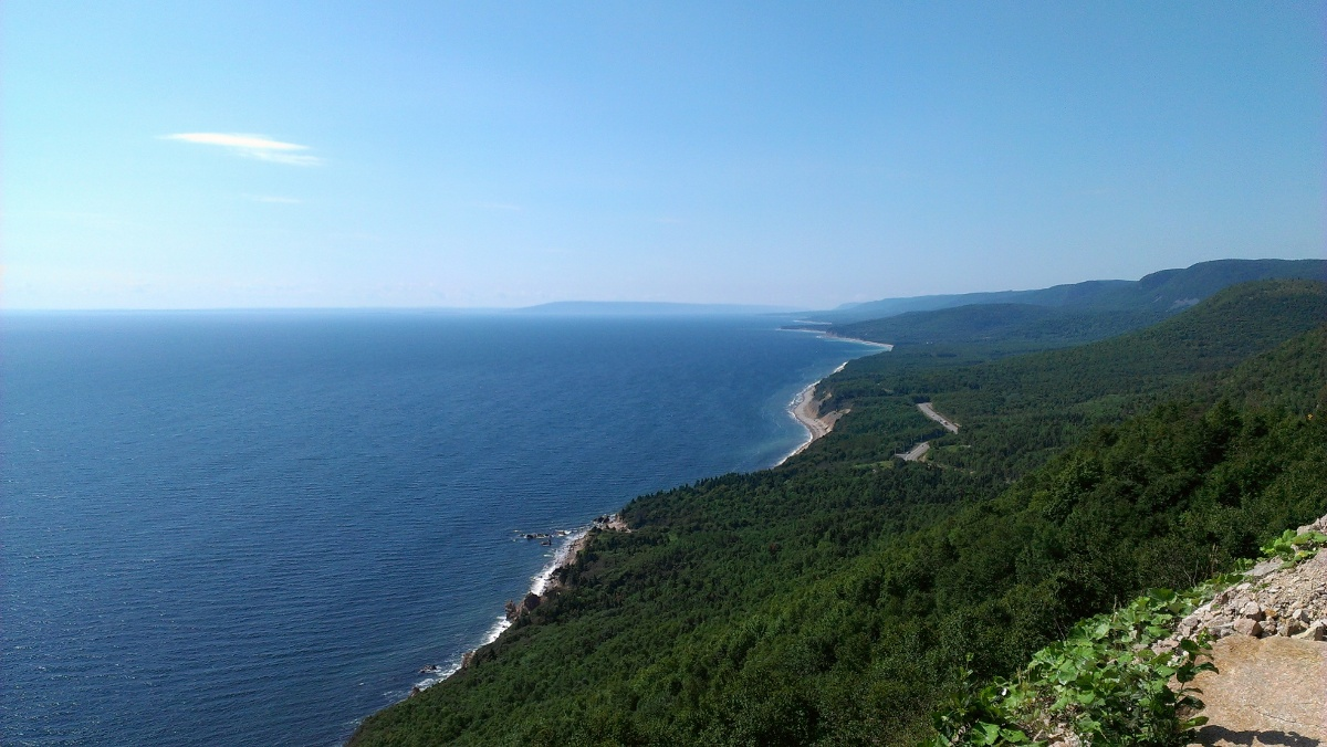 Ahhh the Cabot Trail!